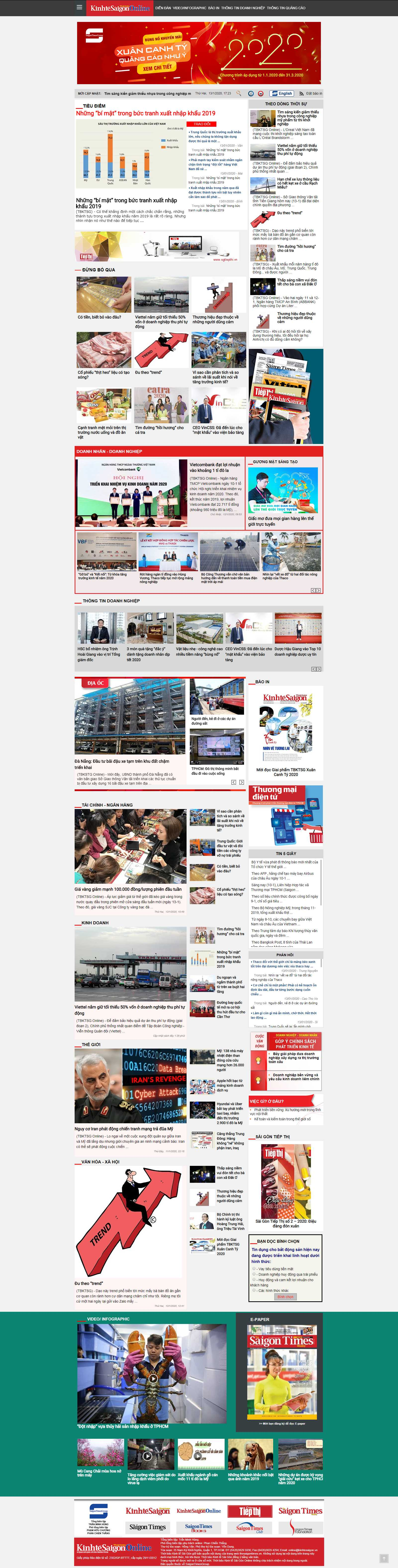 Thiết kế Web Quận 10 - www.thesaigontimes.vn