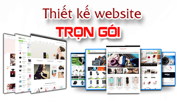 Thiết Kế Website chống thấm